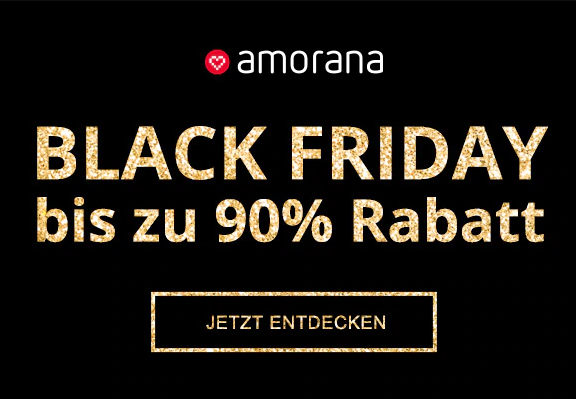 Amorana Black Friday