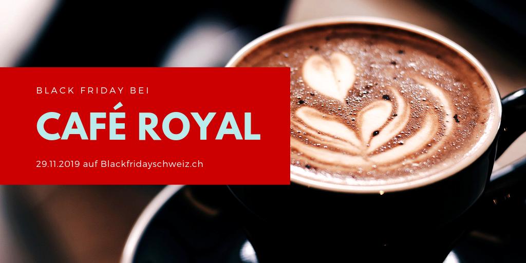 Black Friday Café Royal