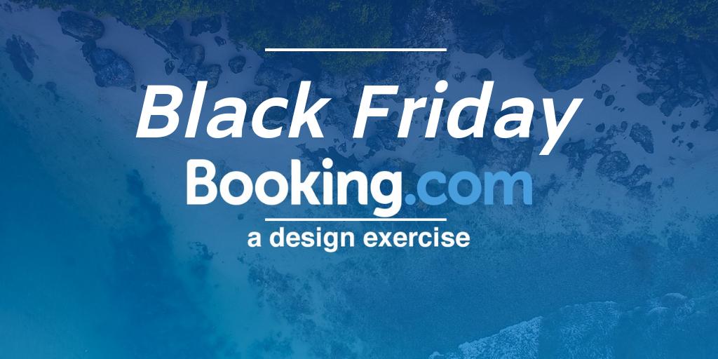 Booking.com Black Friday