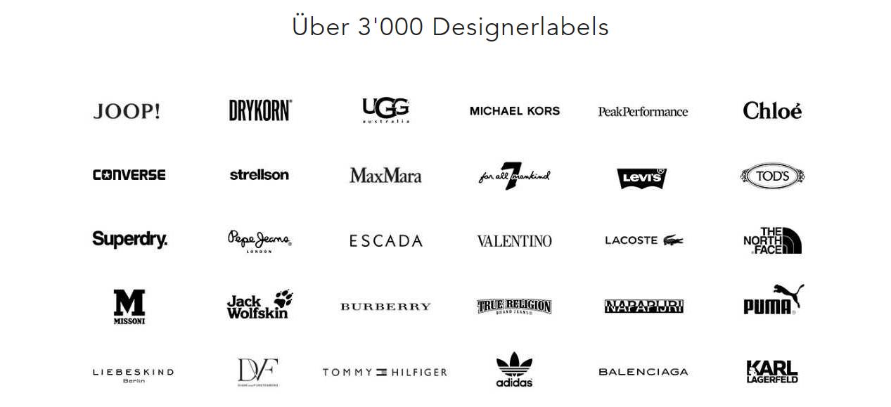 Designermarken Black Friday