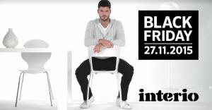 Interio Rabatt Black Friday