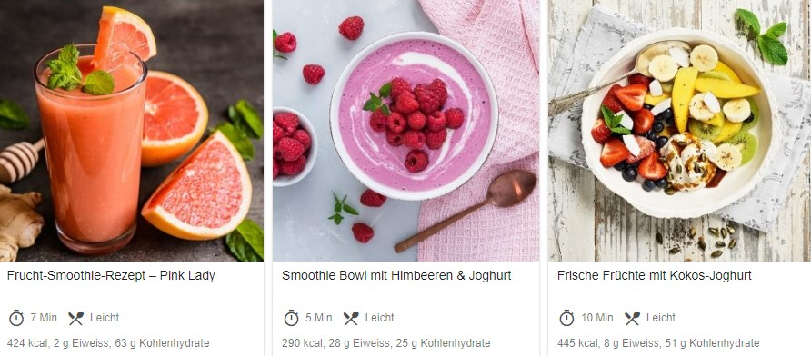 NU3 Rezepte Black Friday