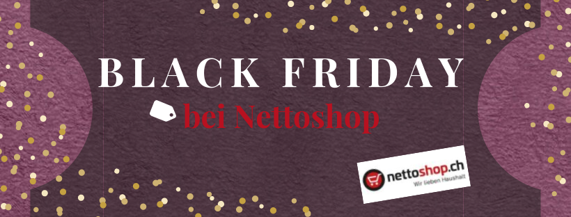 Nettoshop Black Friday 2019