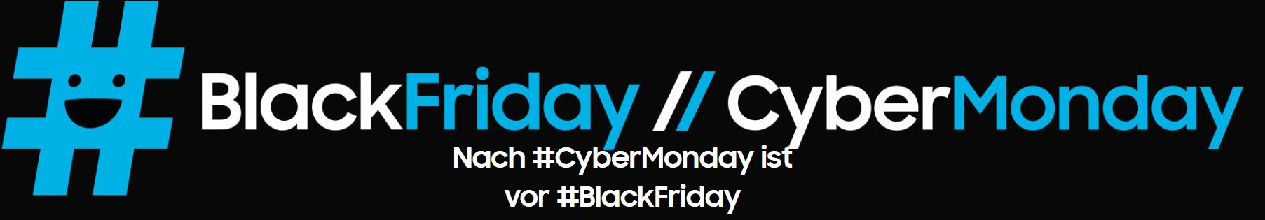 Samsung Black Friday Teaser