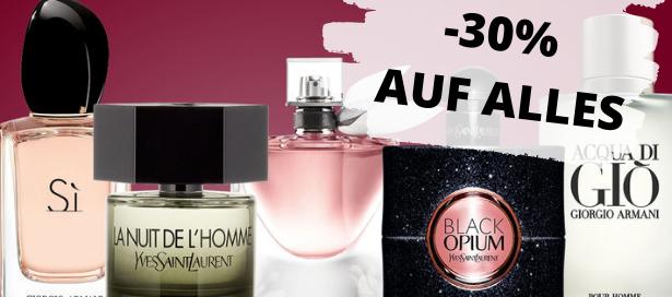 Import Parfumerie Black Friday 2019
