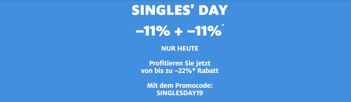 Manor Singles Day 2019