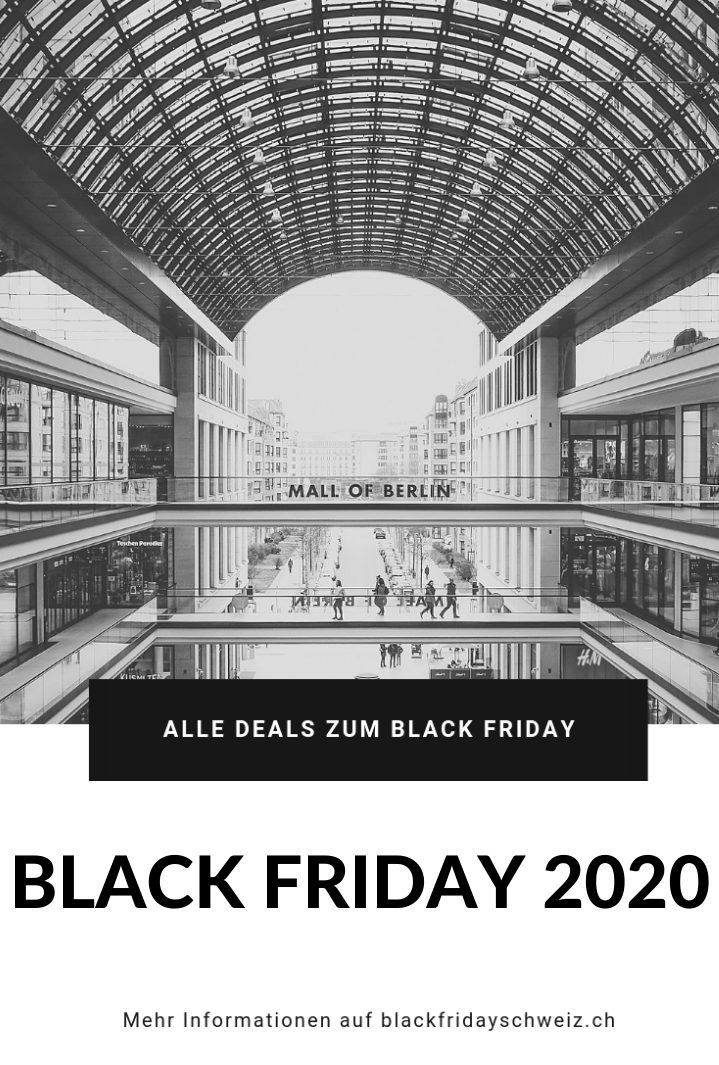 Black Friday Schweiz 2020