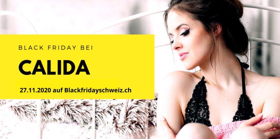 Calida Black Friday 2020