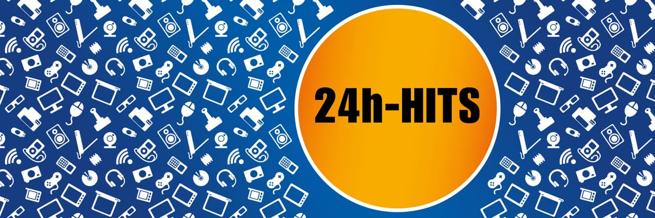 24h-Hits bei melectronics