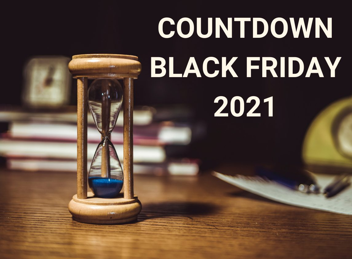 Countdown Black Friday 2021