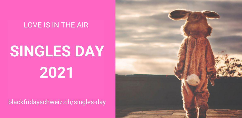 Singles Day 2021